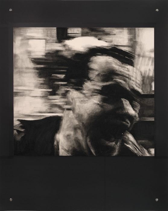 3.-Wine-and-Roses_charcoal-and-screenprint-on-paper,-2020_149x119cm